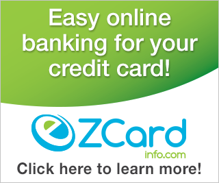 Easy online banking for your credit card